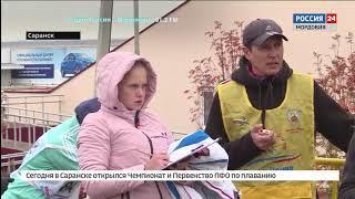 В Саранске прошел республиканский профсоюзный легкоатлетический кросс
