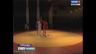 В столице Чувашии прошёл Всероссийский юношеский турнир по самбо «Прерванный полёт»