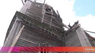 Од пинге. Старая церковь села Луньгинский Майдан Ардатовского района