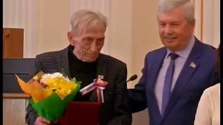 В канун Дня пожилого человека южноуральским ветеранам вручили премии Общественное признание