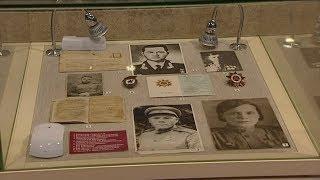 В Ханты-Мансийске начала работу выставка «Огненная дуга», посвящённая 75-й годовщине Курской битвы
