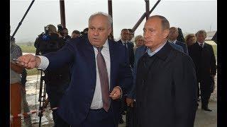 Хакасия удивила Москву Зимин снялся с выборов Главные новости России 2018