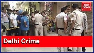 Shocking : 11 Dead Bodies Recovered From A House In Burari, Delhi