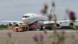 РБК, лайнером из кокаинового дела оказался самолет отряда Россия