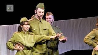 В Кургане состоялась премьера спектакля «Дорога на Берлин»