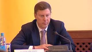 На заседании Правительства области обсудили ремонт дорог