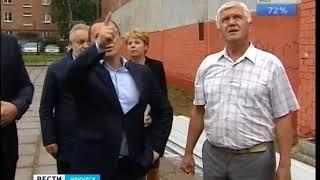 Мэр Иркутска проверил, как ведутся ремонтные работы в детских садах и школах города