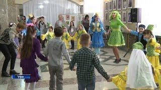 В Уфимском татарском театре «Нур» стартовал детский проект, посвященный Году семьи