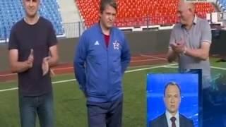 """Новый тренер """"СКА-Хабаровск"""""""