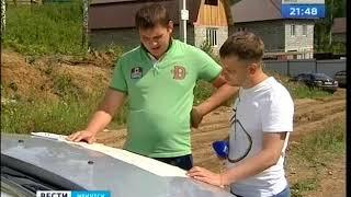 «Скорая» отказывается приезжать в посёлок под Иркутском из за ужасной дороги