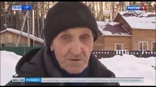 В Кузбассе свет от строящегося храма мешает пенсионерам