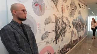 Ярославские выпускники-архитекторы защищали свои квалификационные работы