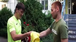 """ФК """"Ростов"""" представил комплект формы в виде ковра"""