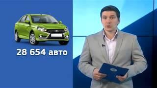 В России увеличились продажи новых легковых автомобилей