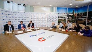 Брифинг РИЦ «Югра» на тему «Пути развития нефтегазового потенциала Югры»