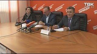 Краевые депутаты защиают Александра Бахтина