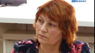 Создание молодежного парламента в Березовском