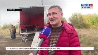 В Саранске презентовали новый российский вездеход «Шерп»