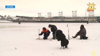 Выходить на лед в районе Чебоксарской ГЭС стало небезопасно