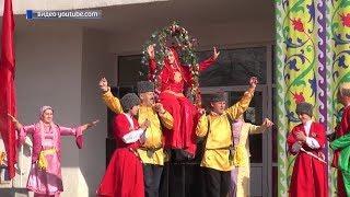 Восточные народы отмечают весенний праздник Навруз