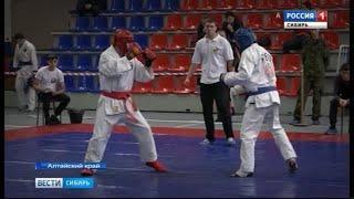 В Барнауле проходит турнир по рукопашному бою среди военнослужащих