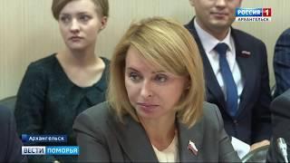 Валентина Сырова и в новом созыве остаётся председателем Архангельской городской думы