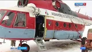 Возрождение регионального авиасообщения в Карелии