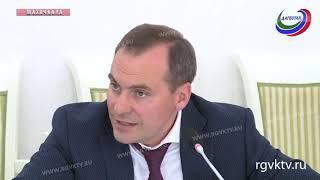 В  Дагестане изменена структура органов исполнительной власти и новое правительство