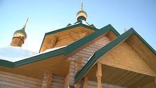 Под Череповцом возводят храм на средства прихожан