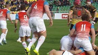 В Краснодаре сборная России по регби обыграла бельгийцев