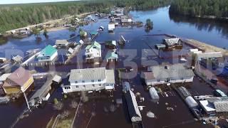 В Чагоде из-за паводка обострилась эпидемиологическая ситуация