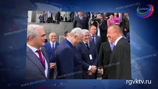 Хизри Шихсаидов принял участие в торжествах по случаю 100-летия азербайджанского парламента