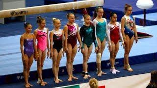 Когалым и Сургут стали главными конкурентами на первенстве Югры по спортивной гимнастике