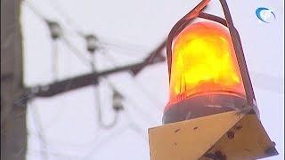 Энергетики восстановили подачу электричества в обесточенные снегом населенные пункты