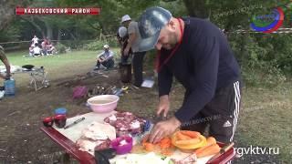 В Казбековском районе прошел кулинарный фестиваль
