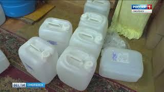 Смоленские полицейские накрыли крупное производство алкогольного фальсификата