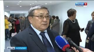 Петр Надбитов отметил 80-летие