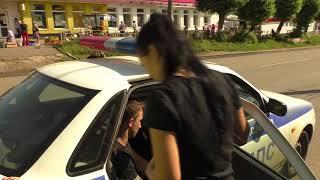 Пьяный болельщик сборной России насмерть сбил пешехода, ул  Милицейская