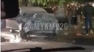 2 человека погибли в ДТП в Пятигорске