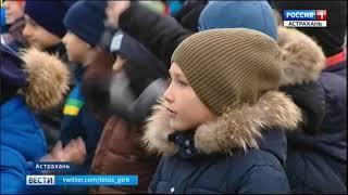 """Астраханские футболисты сразились за звание """"Уличный красава"""""""