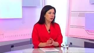 В центре внимания - интервью с Ольгой Юрковой