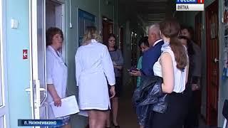 Общественная палата проверила детский центр реабилитации в НижнеИвкино(ГТРК Вятка)
