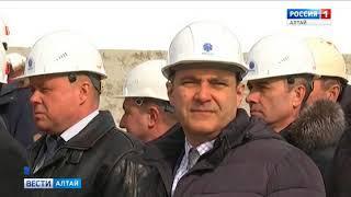 В Белокурихе-2 начал работу современный электросетевой комплекс