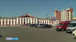 Собственник платной парковки в Барнауле согласует новые тарифы с прокуратурой