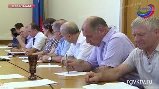 Владимир Иванов провел совещание  по вопросу ввода в эксплуатацию объектов со  степенью готовности