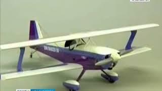 Красноярский полицейский своими руками создает модели самолетов