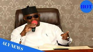 """Gov. Bello alleges """"attention-seeker"""" Melaye may have staged burning of school projects - Daily Post"""