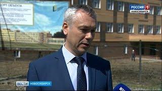12 школ построят в Новосибирской области в ближайшие 3 года – врио губернатора Андрей Травников