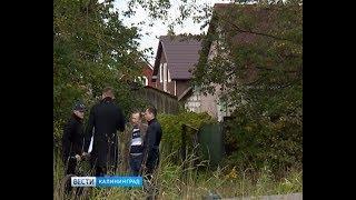 Жители СНТ «Чайка» рассказали, что и раньше видели того, кто напал на ребёнка с лопатой
