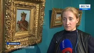 «Лики Азии» – выставка Василия Верещагина открылась в Приморской картинной галерее